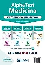 Alpha Test. Medicina. Kit completo di preparazione: Manuale di preparazione-Esercizi commentati-Prove di verifica-10.000 q...