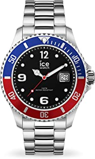 Ice-Watch - ICE steel United silver - Montre argent avec bracelet en metal