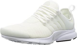 Nike Womens Air Presto White/Pure Platinum/White Running Shoe Sz, 9 B(M) US