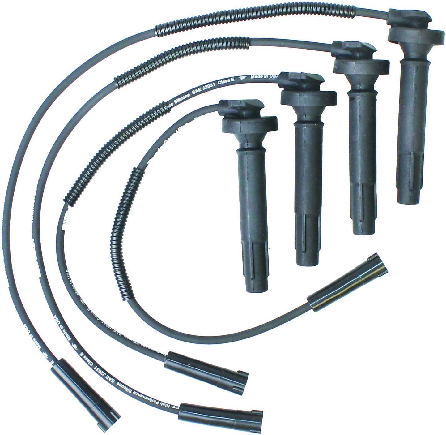 1 year warranty Walker Products 900-1981 Thundercore Ultra Spark Award-winning store Wire Plug Set