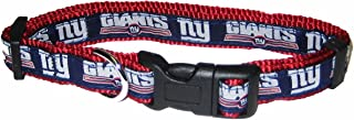 New York Giants Dog Collar - Ribbon