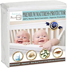 American Pillowcase Waterproof & Bed Bug Proof Crib Mattress Protector