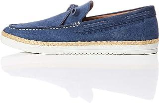 find. Leather Espadrille Chaussures ou complément, Bleu Blue), 39/40 EU