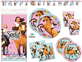 Best spirit riding free party decorations Reviews
