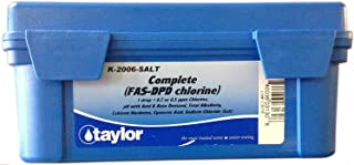 Best taylor k 2006 salt Reviews