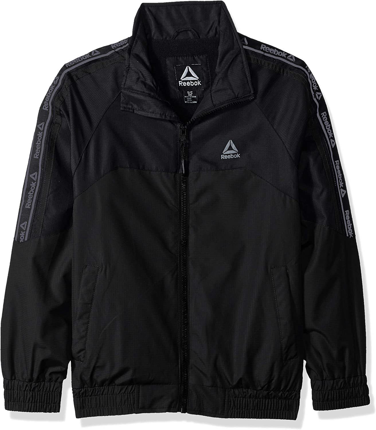 Special sale item Reebok Boys' Active Our shop most popular Midweight Jacket