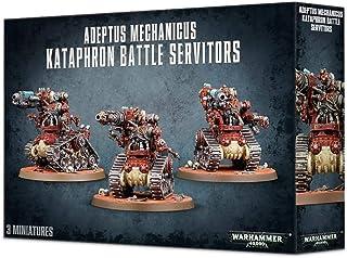 Games Workshop Warhammer 40,000 Adeptus Mechanicus Kataphron Battle Servitors