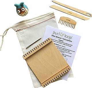 Purl & Loop Wee Weaver Loom (4)