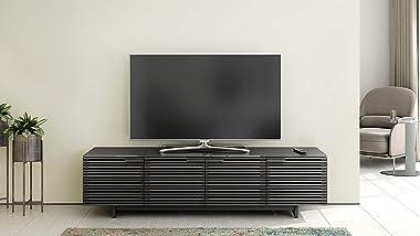 BDI Furniture Corridor Low Media Cabinet, Charcoal
