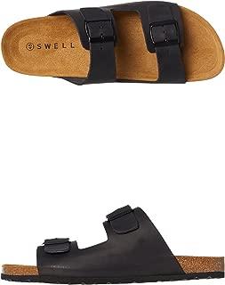 Swell Santos Sandal Shoes Black