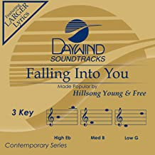 Falling Into You Accompaniment/Performance Track
