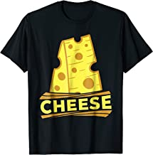Cheese T-shirt Matching for Couples and Best Friends