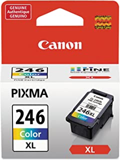 Canon CL-246 XL Color Ink Cartridge Compatible to iP2820, MG2420, MG2924, MG2920, MX492, MG3020, MG2525, TS3120, TS302, TS...
