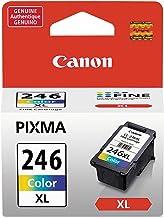 Canon CL-246 XL Color Ink-Cartridge Compatible to iP2820, MG2420, MG2924, MG2920, MX492, MG3020, MG2525, TS3120, TS302, TS...