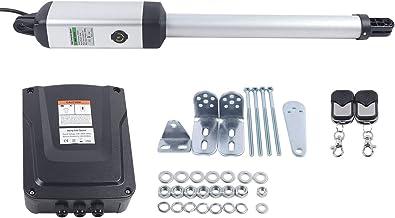220 V vleugelpoortaandrijving, set elektrische poortopener, deuraandrijving, schuifpoortaandrijving + afstandsbediening, 3...
