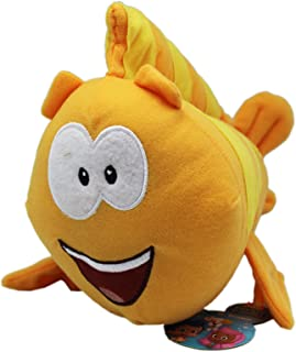 Bubble Guppies Orange Mr. Grouper Plush Toy