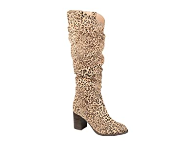 Journee Collection Aneil Boot (Leopard) Women