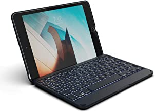 ZAGG Folio - Bluetooth Tablet Keyboard - Non-Backlit - Made for Apple iPad Mini 5 (7.9