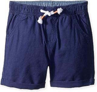 Gymboree Boys' Toddler Woven Cuffed Shorts
