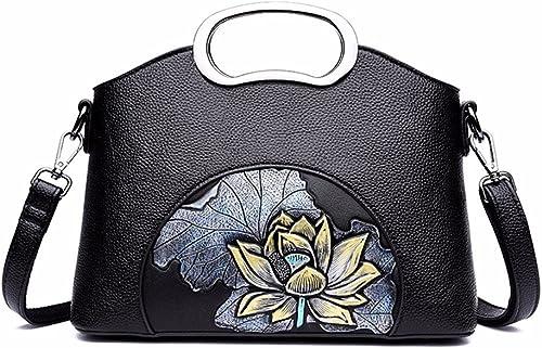 GQFGYYL Ladies' Handbags 2018 Conchas Bordadas