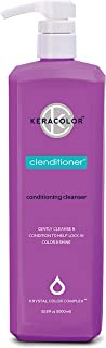 Keracolor Clenditioner Co Wash Cleansing, 33.8 Fl Oz