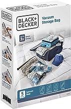 Black & Decker Vacuum SPACE BAG, Medium Travel Size, CLEAR