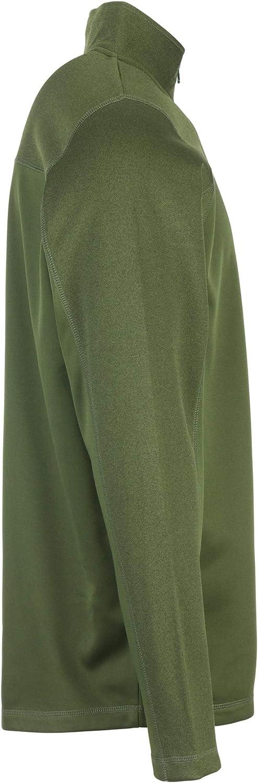 Browning mens 1//4 Zip Fleece Jacket