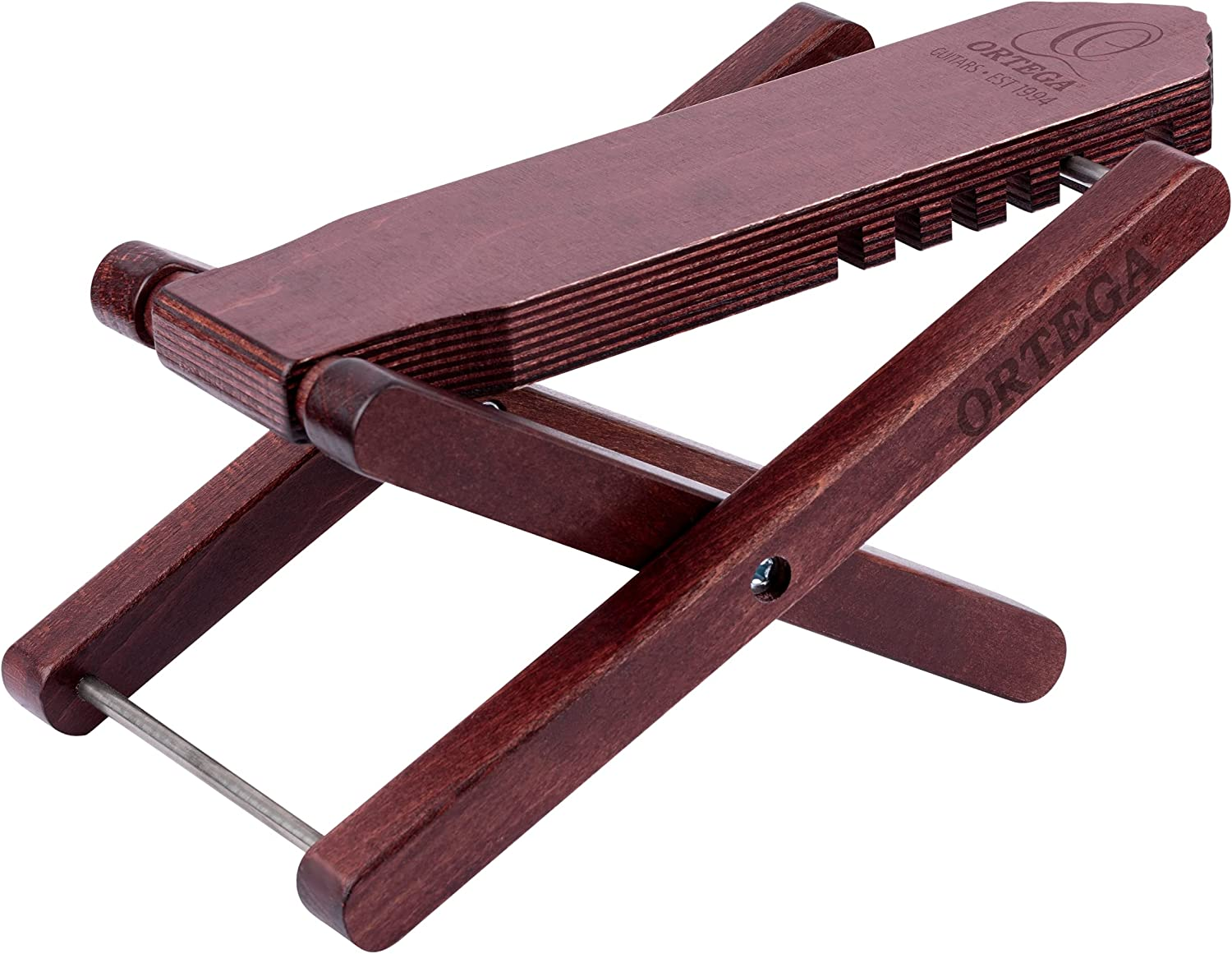 Ortega Guitars Wooden 70% OFF Outlet Classical Max 81% OFF Foot Rest Made of Solid - Stool