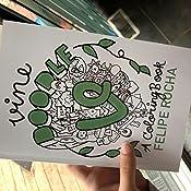 Vine Doodles A Coloring Book Vine Doodle Series Rocha Felipe 9781977067210 Amazon Com Books