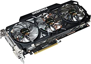 GIGABYTE グラフィックボード GeForce GTX780 OCモデル PCI-Ex16 3GB WINDFORCE3X GV-N780OC-3GD REV2