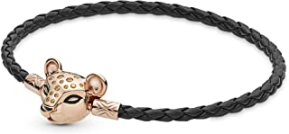 Best pandora moments bracelet leather Reviews