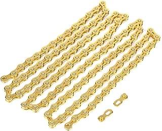 Best gold bike chain 11 speed Reviews