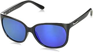 Polarized Sunglasses Grand Classic Square Frame 58 mm