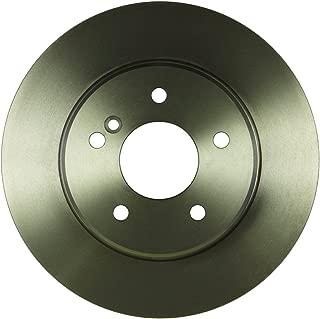 Bosch 36010933 QuietCast Premium Disc Brake Rotor For Select Mercedes-Benz C230, C240, C320, C350, C36 AMG, CLK320, CLK350, CLK430, E300, E320, E420, E430, SLK280, SLK350; Rear