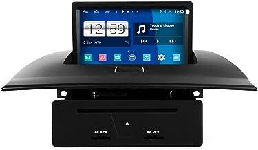 roverone Android Sistema 7Inch En Dash Autoradio GPS para BMW X3E832004–2012con sistema de navegación estéreo DVD Bluetooth SD USB pantalla táctil
