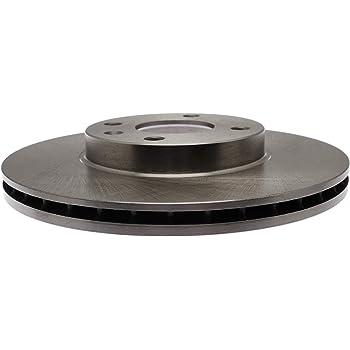 ACDelco 18A202A Advantage Non-Coated Front Disc Brake Rotor