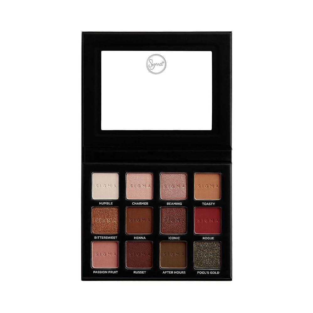 スパーク読書感謝祭Sigma Beauty Warm Neutrals Volume 2 Eyeshadow Palette 13.4g/0.47oz並行輸入品