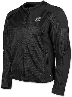Speed & Strength Midnight Express Mesh Jacket (Large) (Black)