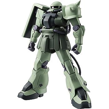 ROBOT魂 機動戦士ガンダム0083 [SIDE MS] MS-06F-2 ザクⅡF2型 ver. A.N.I.M.E. 約125mm ABS&PVC製 塗装済み可動フィギュア
