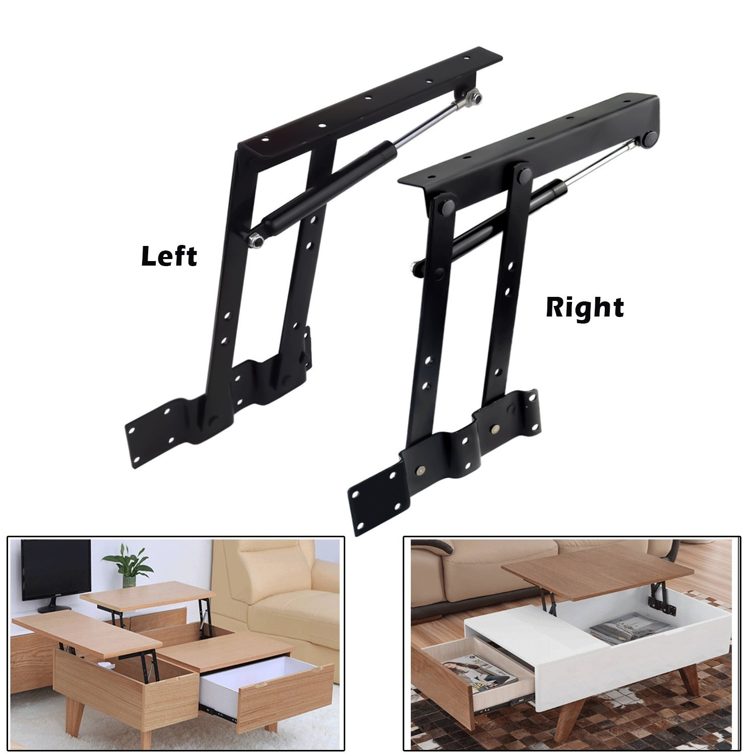 Folding Mechanism Hardware Standing Hydraulic