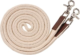 Tough 1 Royal King Deluxe Flat Roping/Contest Reins