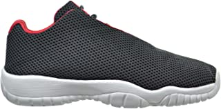 Jordan Air Future Low BG Big Kid's Shoes Black/University Red/White 724813-001