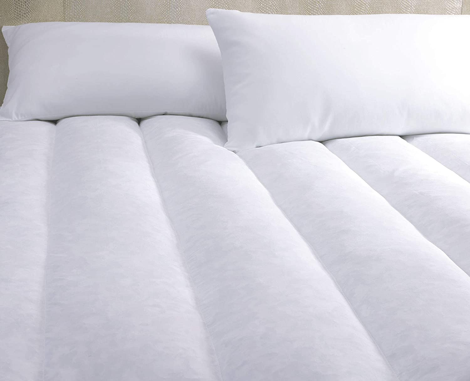 W Hotels Featherbed - Luxurious 54 Full Over Super intense SALE item handling Soft Duck