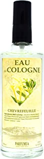 Eau de Cologne - CHEVREFEUILLE - HONEYSUCKLE - CAPRIFOGLIO - Geißblatt vaporisateur 125 ml