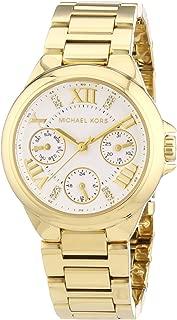 Mini Camille Silver Dial Women's Watch - MK5759