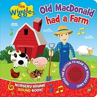 Old MacDonald Had a Farm Nursery Rhyme Sound Book (The Wiggles)