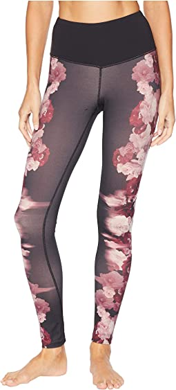 Motivation Printed High-Rise Tights