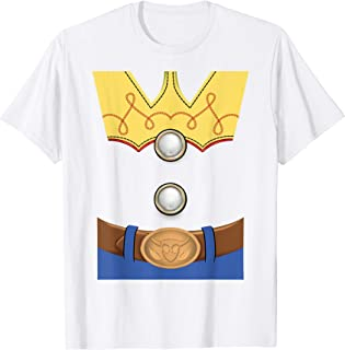 Pixar Toy Story Jessie Costume Graphic T-Shirt