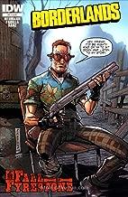 Borderlands: The Fall of Fyrestone #2 VF/NM ; IDW comic book