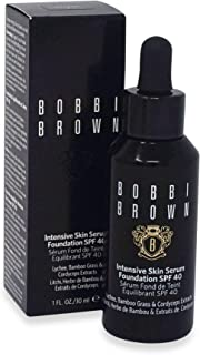 Bobbi Brown Intensive Skin Serum Foundation SPF40 - #01 Warm Ivory 30ml/1oz